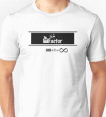 GOD +1 (3) Unisex T-Shirt