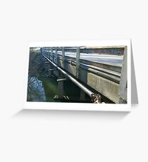 Monkittee Creek Greeting Card