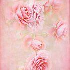 old english roses von Teresa Pople