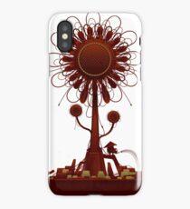 Vector Doodle 34 iPhone Case/Skin