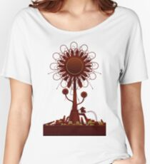 Vector Doodle 34 Women's Relaxed Fit T-Shirt