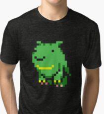 Lucas Baby Drago Shirt Mother 3 Tri-blend T-Shirt