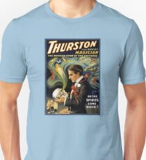 Thurston the great magician 1915 Vintage Poster Unisex T-Shirt