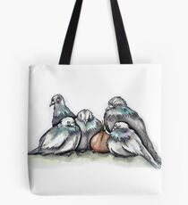 about pigeons and onions part 1 Tote Bag