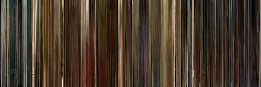 Moviebarcode: Idiocracy (2006) by moviebarcode