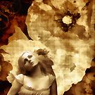golden poppy by leapdaybride