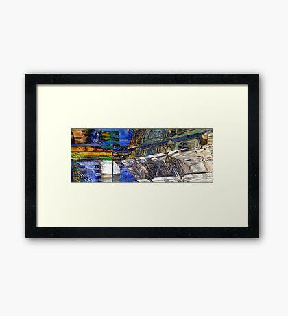 SubContraC Framed Print