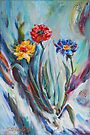 Wild Flowers II by Stefano Popovski