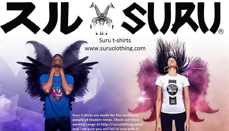 Suru t-shirts- www.suruclothing.com by suruclothing01
