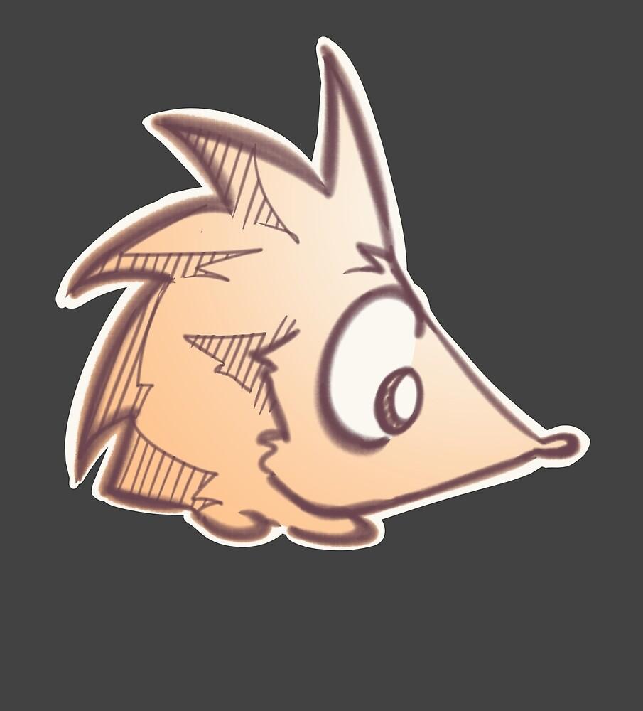 Hedgehog! by ArryDesign