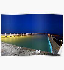 North Narrabeen Aquatic Pool Poster