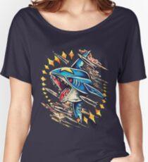 Sharpedo Women's Relaxed Fit T-Shirt