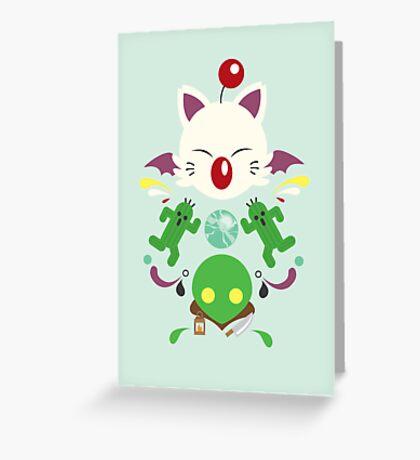 Fantasy Cuteness Greeting Card