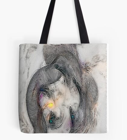 No one will hear you crying Tote Bag