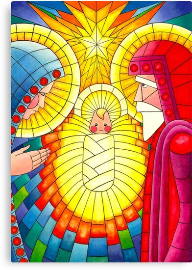 Jesus Christ, the Light of the World by GeorgianCris