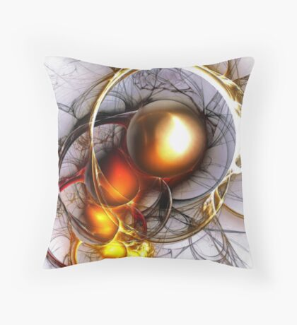 A nightmare that has to be remembered Throw Pillow