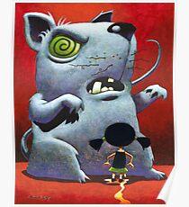 Rat Mutant Poster
