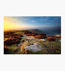 Curbar Photographic Print