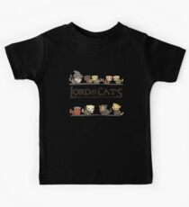 The Furrlowship of the Ring Kids Tee