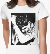 Ian Curtis Women's Fitted T-Shirt