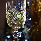 Christmas Champagne by Lynn Ede