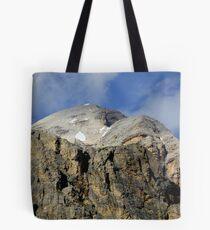 Bolsa de tela At the top of Tofana di Rozes