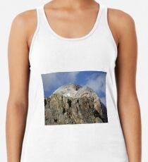 Camiseta con espalda nadadora At the top of Tofana di Rozes