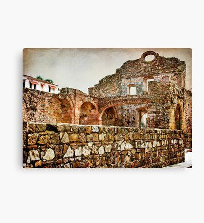 Ancient Beauty Canvas Print