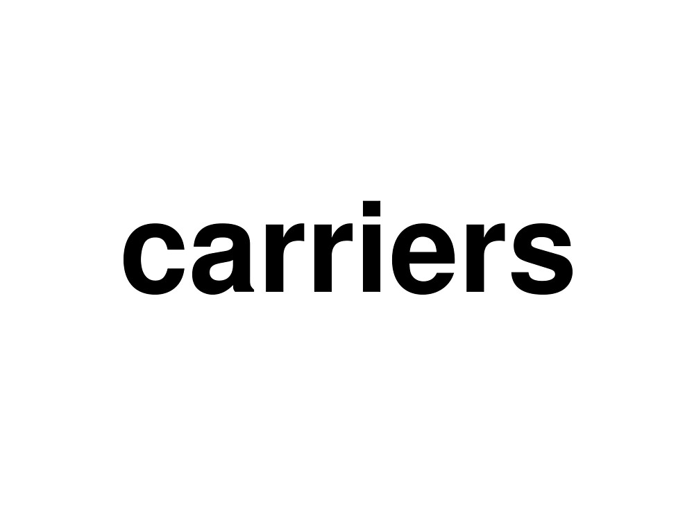 carriers by ninov94