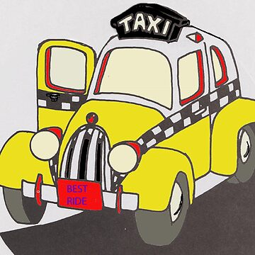 BEST RIDE TAXI by gaelcee
