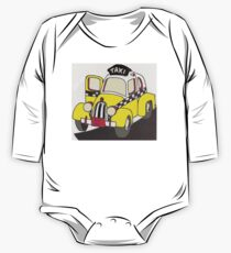 BEST RIDE TAXI One Piece - Long Sleeve