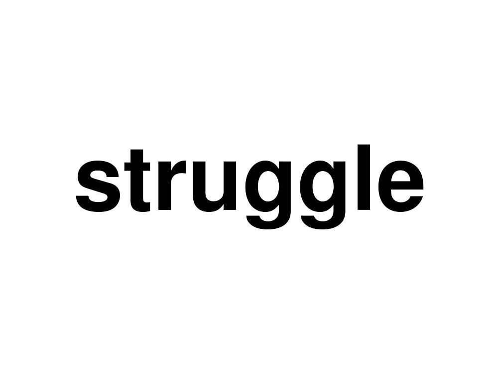 struggle by ninov94