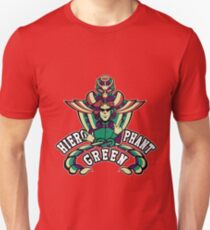 Hierophant Green Unisex T-Shirt