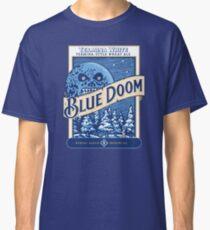 Camiseta clásica Blue Doom