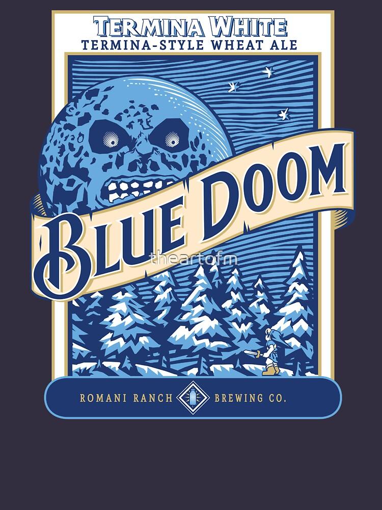 Blue Doom de theartofm