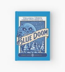 Blue Doom Hardcover Journal