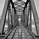 Franklin Ohio railway (further back) 1  by Jason Franklin