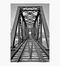 Franklin Ohio railway (further back) 1  Photographic Print