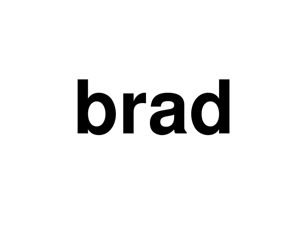 brad by ninov94
