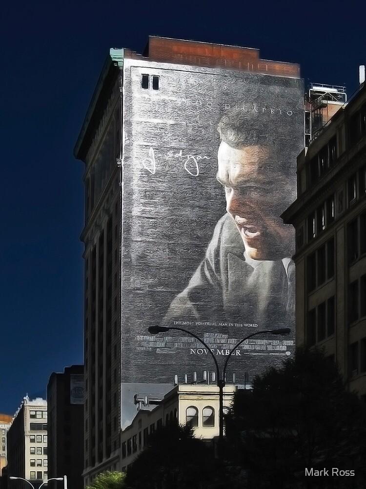 NYC Scene by Mark Ross