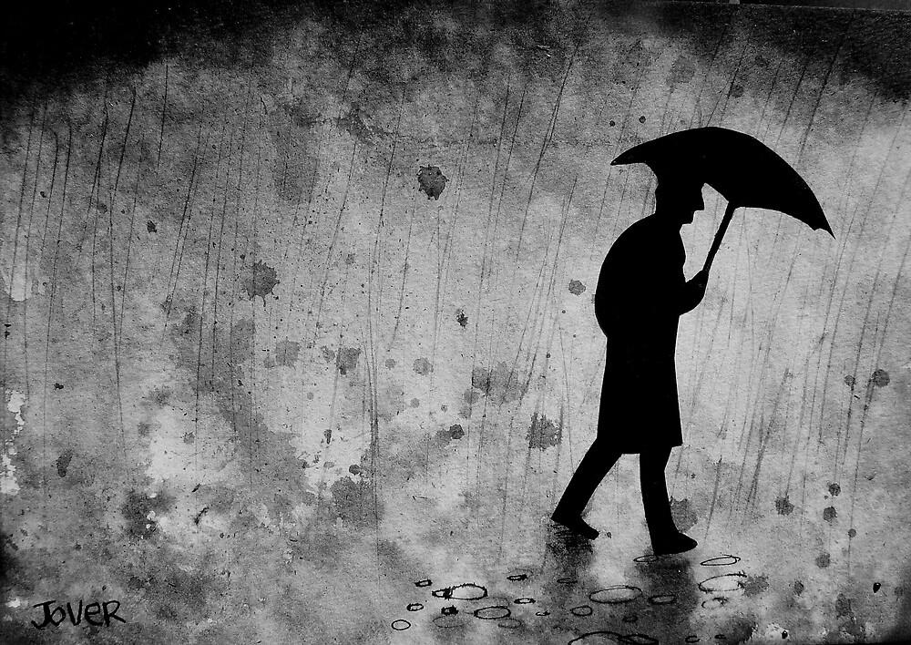 Quot The Zen Of Dark Rainy Days Quot By Loui Jover Redbubble