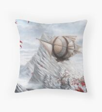 Sabicu Throw Pillow