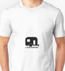 I love Bondies T-Shirt