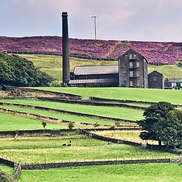 South Pennine View by inkedsandra
