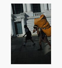 Nepali People Photographic Print