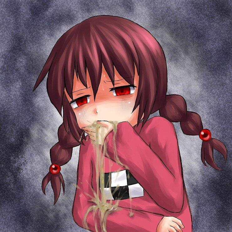 Puke Girl by animeisgay