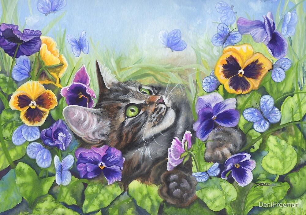 Springtime by DeniFreeman