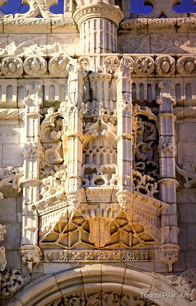 Jerónimos stone art by terezadelpilar ~ art & architecture