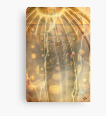 Dimensions Behind The Veil Canvas Print