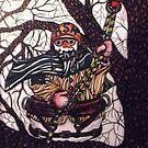 Arborist Snowman by DawnT